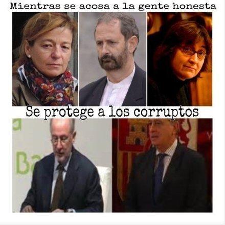 CNA: Todos los partidos menos PP y PSOE quieren una ley que proteja a los denunciantes de corrupción | EL VIL METAL. | Scoop.it