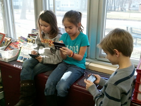 Mobile Devices Drive Creative Instruction   mLearning in ELT   Scoop.it