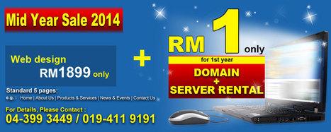 Penang Malaysia Website Design | Jamie9xy | Scoop.it