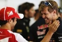 F1 - Vettel mérite ses succès selon Massa | Auto , mécaniques et sport automobiles | Scoop.it