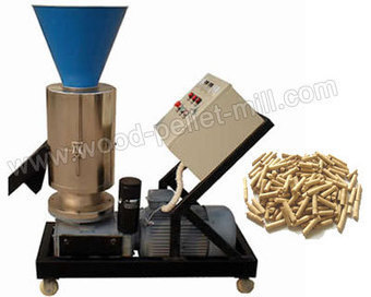High Quality Electric Flat Die Wood Pellet Mill/ Make Wood Pellets from Biomass Waste | Pellet Making Machine Products | Scoop.it