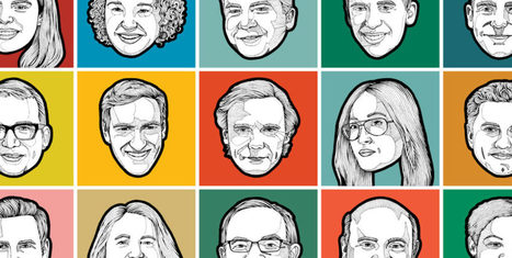 25 Geniuses Who Are Creating the Future of Business | Social Media Journal | Scoop.it