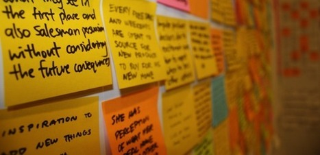 The Origins of Design Thinking | Design Thinking | Scoop.it
