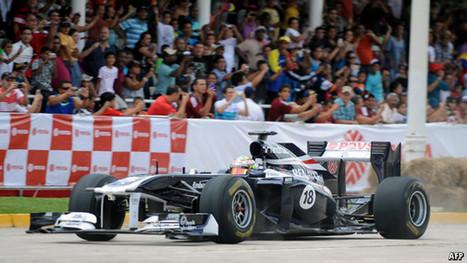 Racing greenbacks - The Economist (blog)   Sport and Society   Scoop.it