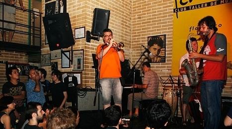 JAZZSÍ CLUB | Taller de Músics | Noticies-Camps de Cotó | Scoop.it