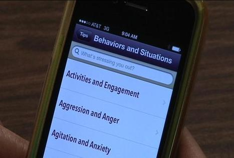 Alzheimer's & dementia caregivers have new resource with app - WXOW.com   Alzheimer's disease   Scoop.it
