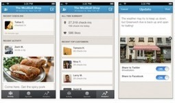 Foursquare for business - 1stonthenet | Social media culture | Scoop.it