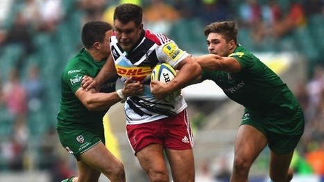Fowlie eyes up greater role at London Irish | London Irish Supporters Club | Scoop.it