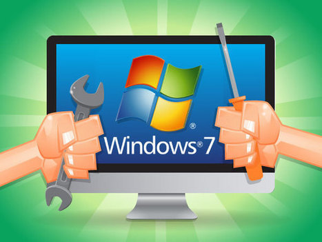 Windows 7 : le guide du dépannage facile | TICE, Web 2.0, logiciels libres | Scoop.it