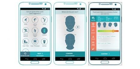 Surveiller, comparer et anticiper : une application pour gérer les migraines | Santé numérique | Scoop.it