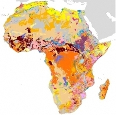African soil diversity mapped for the first time | Digital Sustainability | Scoop.it