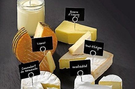 Les fromages normands AOP | The Voice of Cheese | Scoop.it