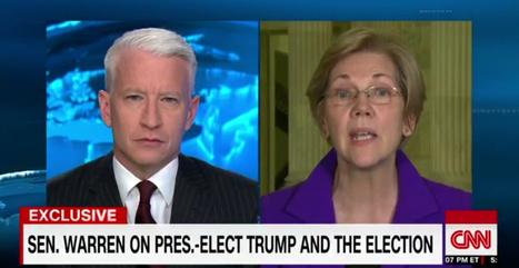 Anderson Cooper Shuts Down Elizabeth Warren - BB4SP | Conservative Politics | Scoop.it