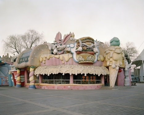 Eerie photographs show abandoned Chinese amusement parks out of season | Modern Ruins, Decay and Urban Exploration | Scoop.it