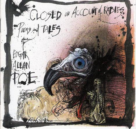 Christopher Walken, Iggy Pop, Debbie Harry & Other Celebs Read Tales by Edgar Allan Poe | Edgar Allan Poe | Scoop.it