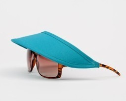 Protect your eyes from the sunlight by using our stylish and trendy sun visor | vizini | Scoop.it