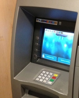 Fingerprint ATMs: Will thieves cut off your fingers? | Biometría | Scoop.it