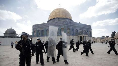 VIDEO | Israeli settlers storm al-Aqsa Mosque | Occupied Palestine | Scoop.it