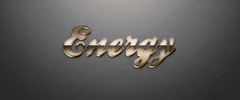 Energy - Learn how to make a copper metal 3D text in photoshop | photoshop tutorials | Scoop.it