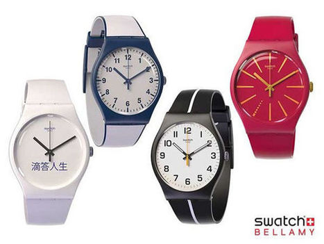 Swatch veut vous faire payer avec ses montres | NFC marché, perspectives, usages, technique | Scoop.it