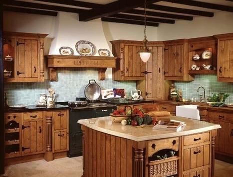 Decoración de cocinas, cómo elegir el estilo adecuado | Diseño de interiores para mi casa | Scoop.it