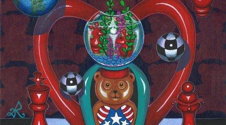 Artful Symbols of Love and Romance - Manhattan Arts International | Art World News with NYC Focus | Scoop.it