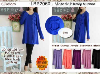 Blouse Jersey LBP2060 | Grosir Produsen Konveksi Baju Wanita | Scoop.it