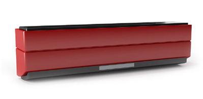 Climatiseur design rouge 3D | 3D Library | Scoop.it