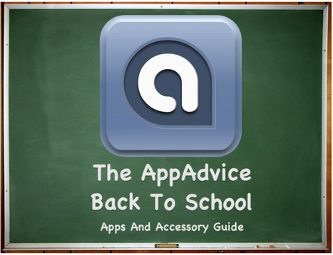 Essential Apps And Accessories For Those Heading Back To School -- AppAdvice | IKT och iPad i undervisningen | Scoop.it