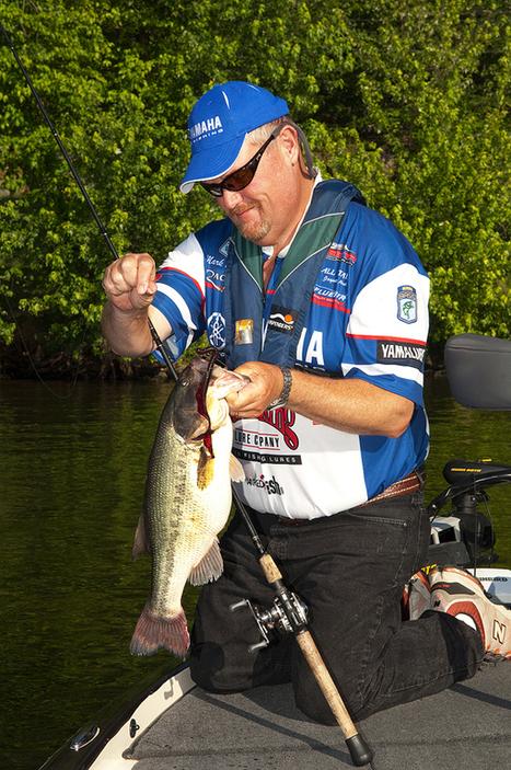 Fishing Slower Often Produces Larger Bass | Freshwater Fishing | Scoop.it