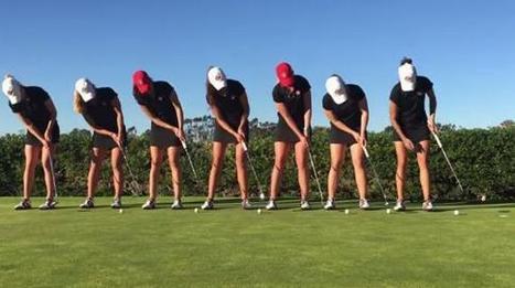 VIDEO. Le jeu spectaculaire de l'équipe féminine de golf de l ... - Francetv info | actualité golf - golf des vigiers | Scoop.it