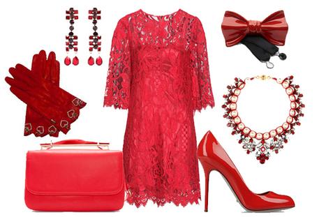 A Natale vestiti di rosso! Abiti e accessori per le ... - Donna - Fanpage   Moda e accessori   Scoop.it