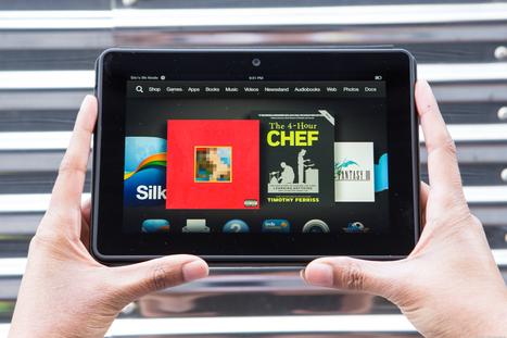 Kindle sales get bigger, and Amazon e-books get shorter - CNET | Litteris | Scoop.it