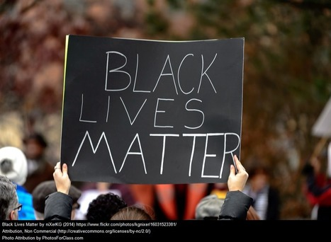 3 Ways to Address the Black Lives Matter Movement in Your School Library   Knowledge Quest   School Library Advocacy   Scoop.it