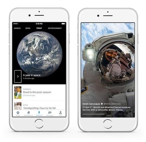 L'avènement des plateformes de contenu et la revanche de la syndication | Social Media Curation par Mon Habitat Web | Scoop.it