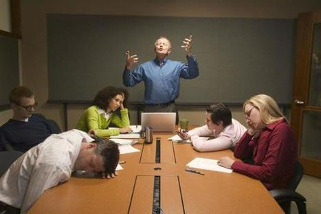 Fix or Eliminate these Five Meetings and Your Employees will Cheer | digitalNow | Scoop.it