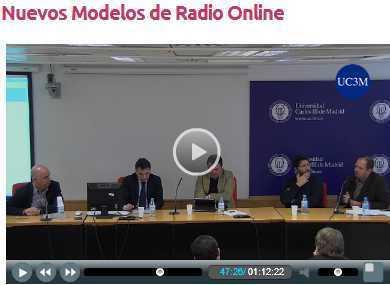 Nuevos modelos de Radio Online [video] | World Radio Day Madrid @ UC3M | Radio 2.0 (Esp) | Scoop.it