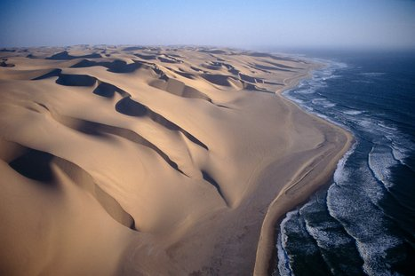 Namibia's Spooky Skeleton Coast | AP HUMAN GEOGRAPHY DIGITAL  TEXTBOOK: MIKE BUSARELLO | Scoop.it