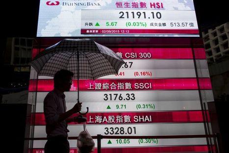 #EntornoEconomico : La fuga de capitales en China | Análisis del Macroentorno Económico: | Scoop.it
