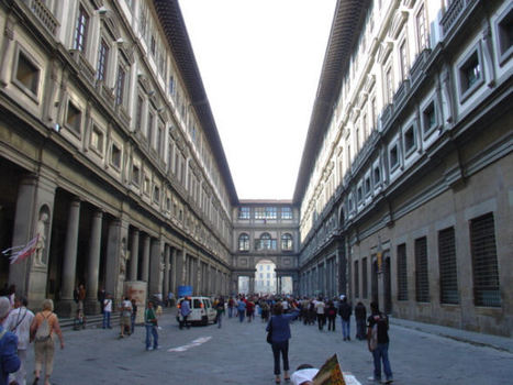 Florence museums - discover the magnificent collection of the Medici at the Uffizi Gallery | Museums Around the World | Scoop.it
