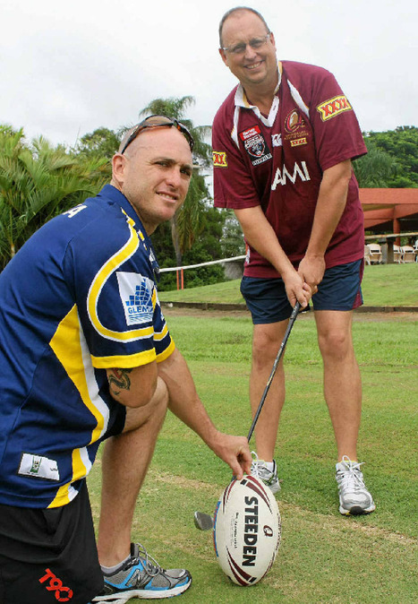 Central Highlands NRL game development officer steps down - Central Queensland news | Appimize Studio | Scoop.it