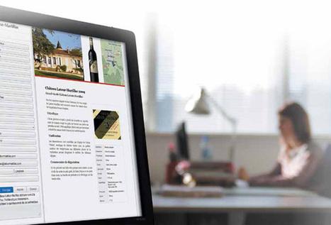 Virage numérique pour le secteur vinicole | Osez Bordeaux | Wine, Life & Geek - entre Bordeaux & Toulouse | Scoop.it