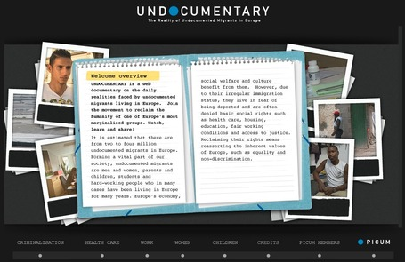 Undocumentary | Interactive & Immersive Journalism | Scoop.it