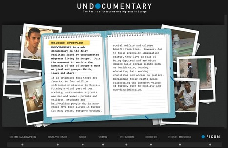Undocumentary | Interactive & Immersive Journalism | Scoop.it