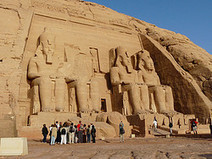 Abu Simbel - Templos de Ramses II y Nefertari | Heroes egipcios | Scoop.it