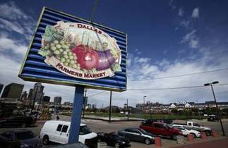 Editorial: New hope for Dallas Farmers Market | Local Food Systems | Scoop.it