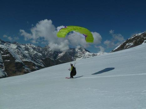 Pas de diplômes spécifiques pour encadrer les nouvelles disciplines du ski   Vallée d'Aure - Pyrénées   Scoop.it