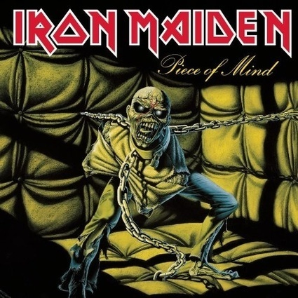 Iron Maiden – Piece of Mind | History Around the Net | Scoop.it
