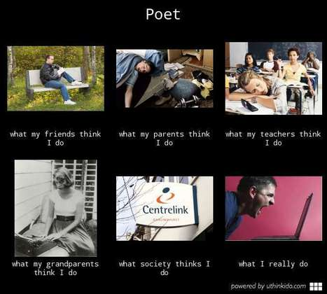 Poet | What I really do | Scoop.it