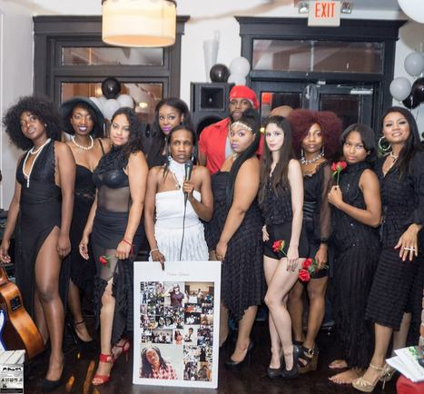 Noneillah's Jewelry and Accessories : Noneillah's Black Collection at a Raising Awareness For Innocent People Who Were Killed By A Reckless NJ Transit/Community Bus Driver Talent/Fashion Show | Noneillah's Fashion News, Events and Celebs Music | Scoop.it